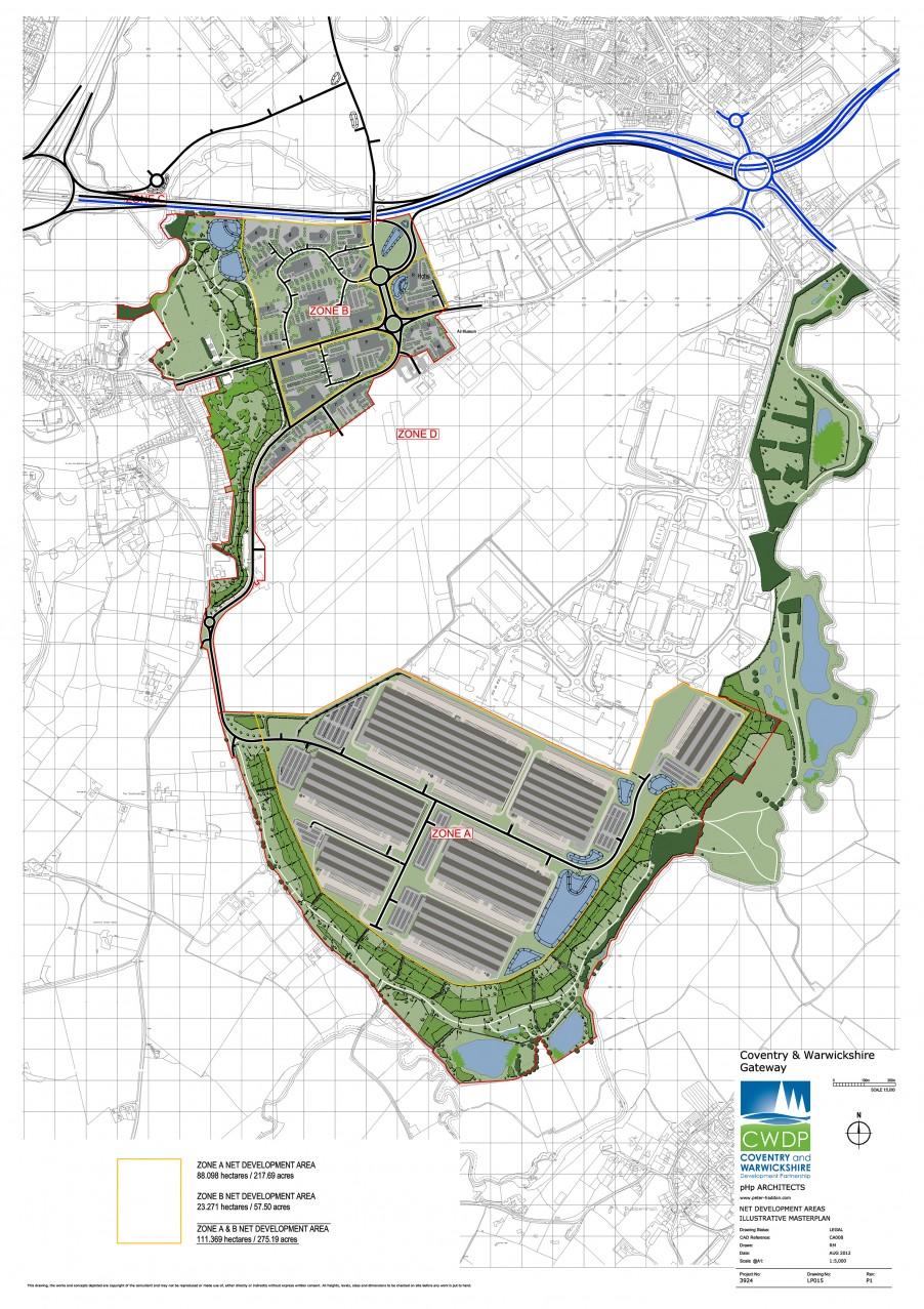 Masterplan Roxhill